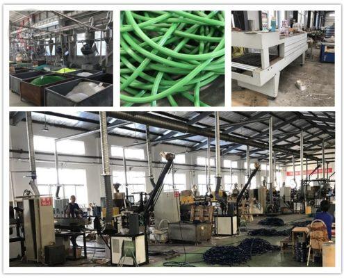 pvc garden hose factory