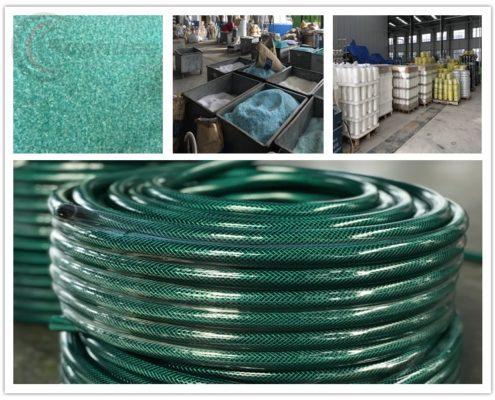 flexible pvc garden hose