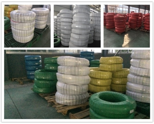 hydraulic hose package