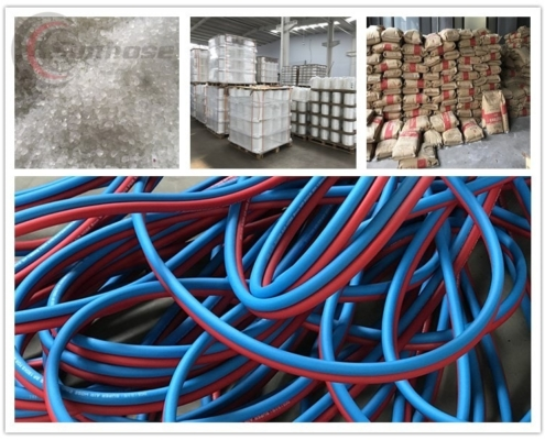material-pvc-twin-welding-hose