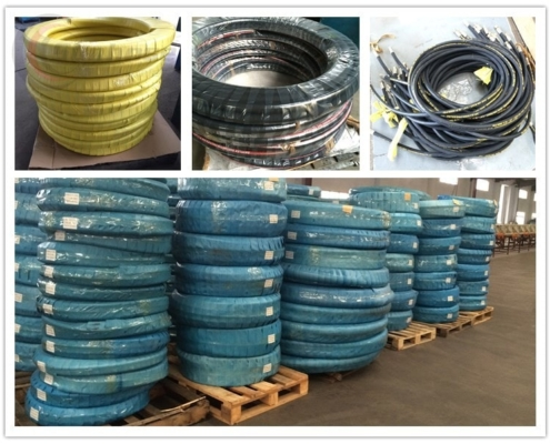 package hydraulic rubber hose