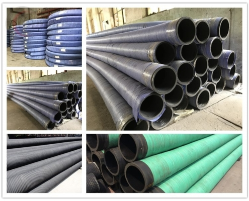 package of rubber suction hose