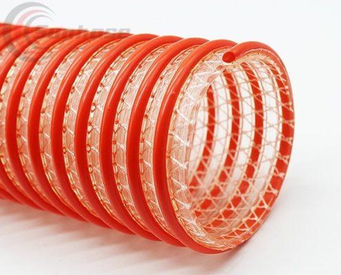 PVC Fabric Reinforced Suction Hose