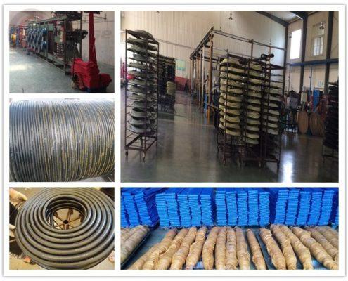 rubber oil hose factory