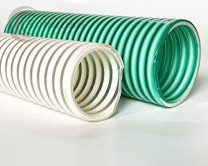 green pvc suction hose