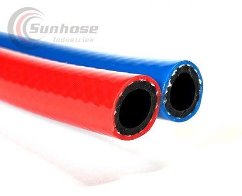 pvc twin welding hoses