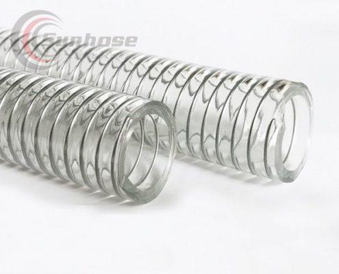 steel wire reinforced hose