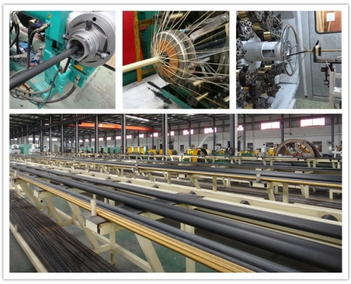 R2AT Hydraulic Rubber hose