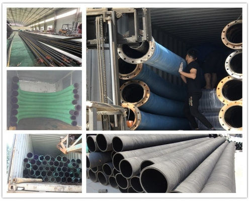 Water Discharge Suction Hose