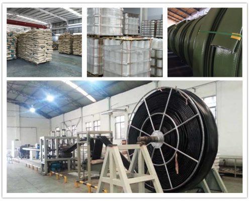 tpu flat hose manufacturing