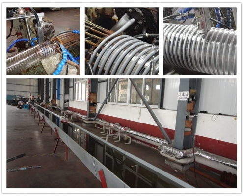 tpu suction hose manufacturing
