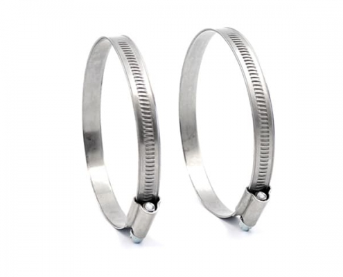 British type Stainless Steel hose clamp