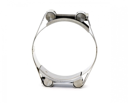 double bands super hose clamp